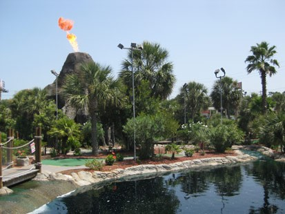 Hawaiian Rumble Minigolf Hawaiianrumble
