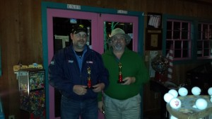 1st Place Team John Powell and Tim Trexler