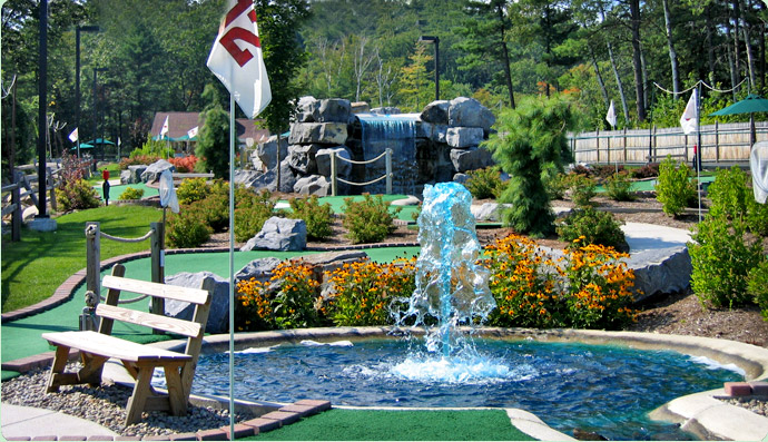 Mini Golf Near Treasure Island Fl